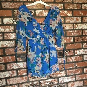 Lots Of Love by Speechless Floral Romper